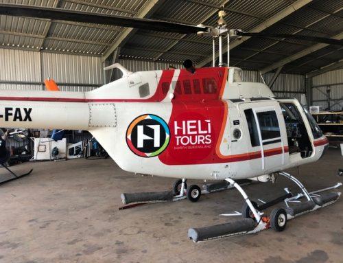 Bell 206B-3